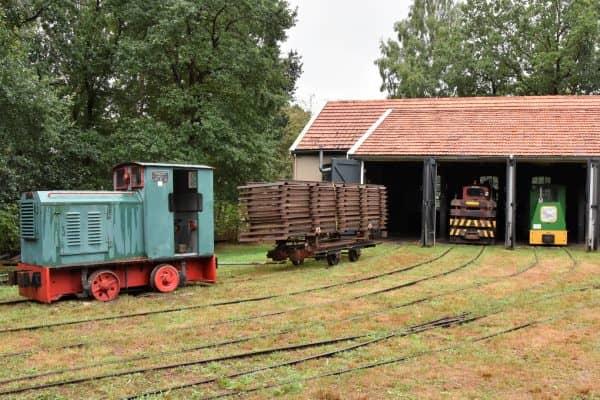 Smalspoor Museum Erica - Fietswandelvakantie.nl