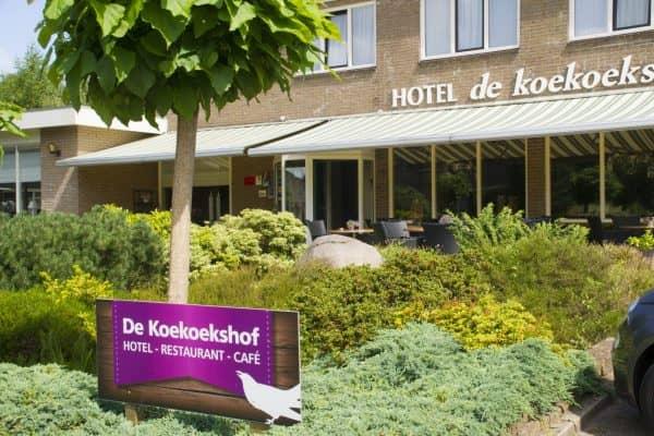 Hotel De Koekoekshof Elp- Fietswandelvakantie.nl