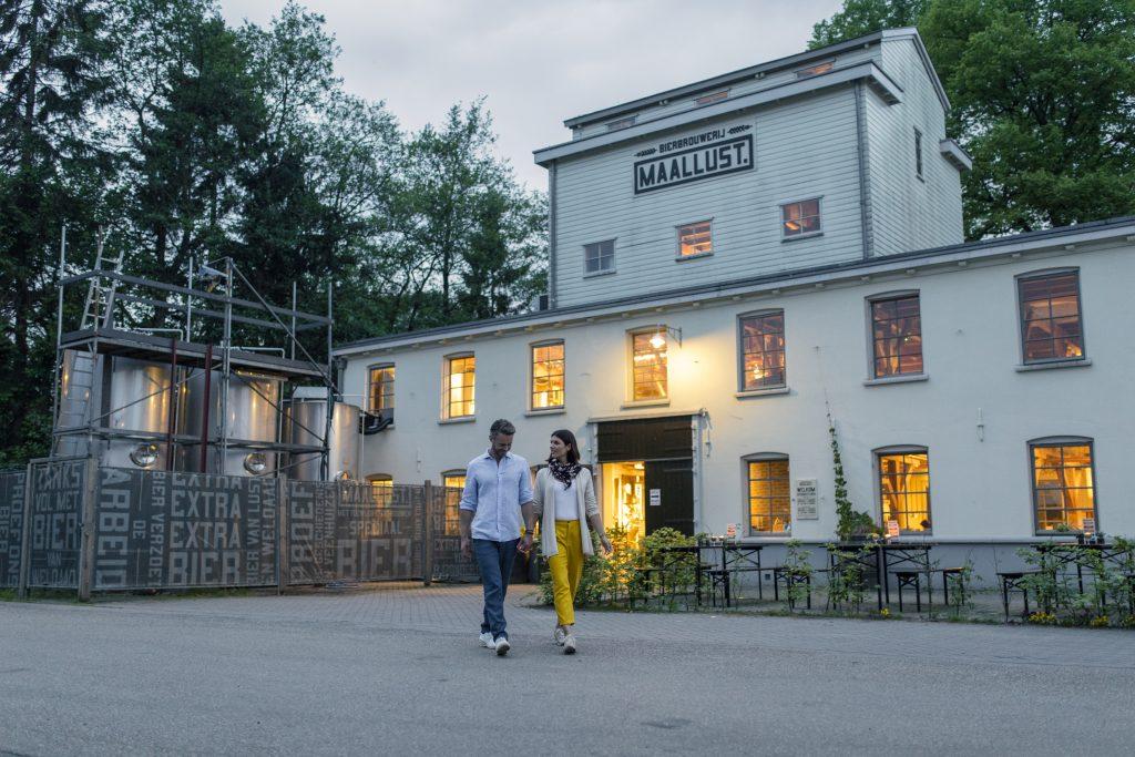 Bierbrouwerij Maallust Veenhuizen - Fietswandelvakantie.nl