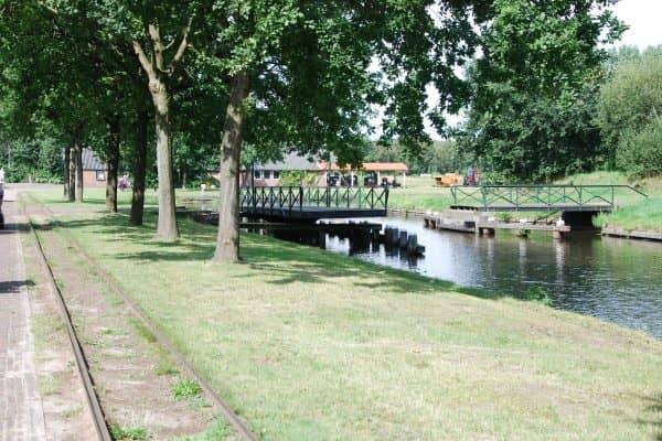 Het Veenpark - Fietswandelvakantie.nl (© Fotografie Albert Engelse)