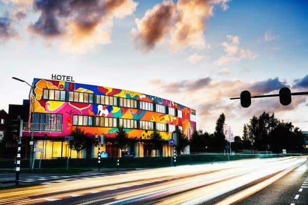 Hotel Ten Cate Emmen - Fietswandelvakantie.nl