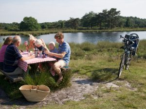 Geopark De Hondsrug- Fietsvakantie in Drenthe