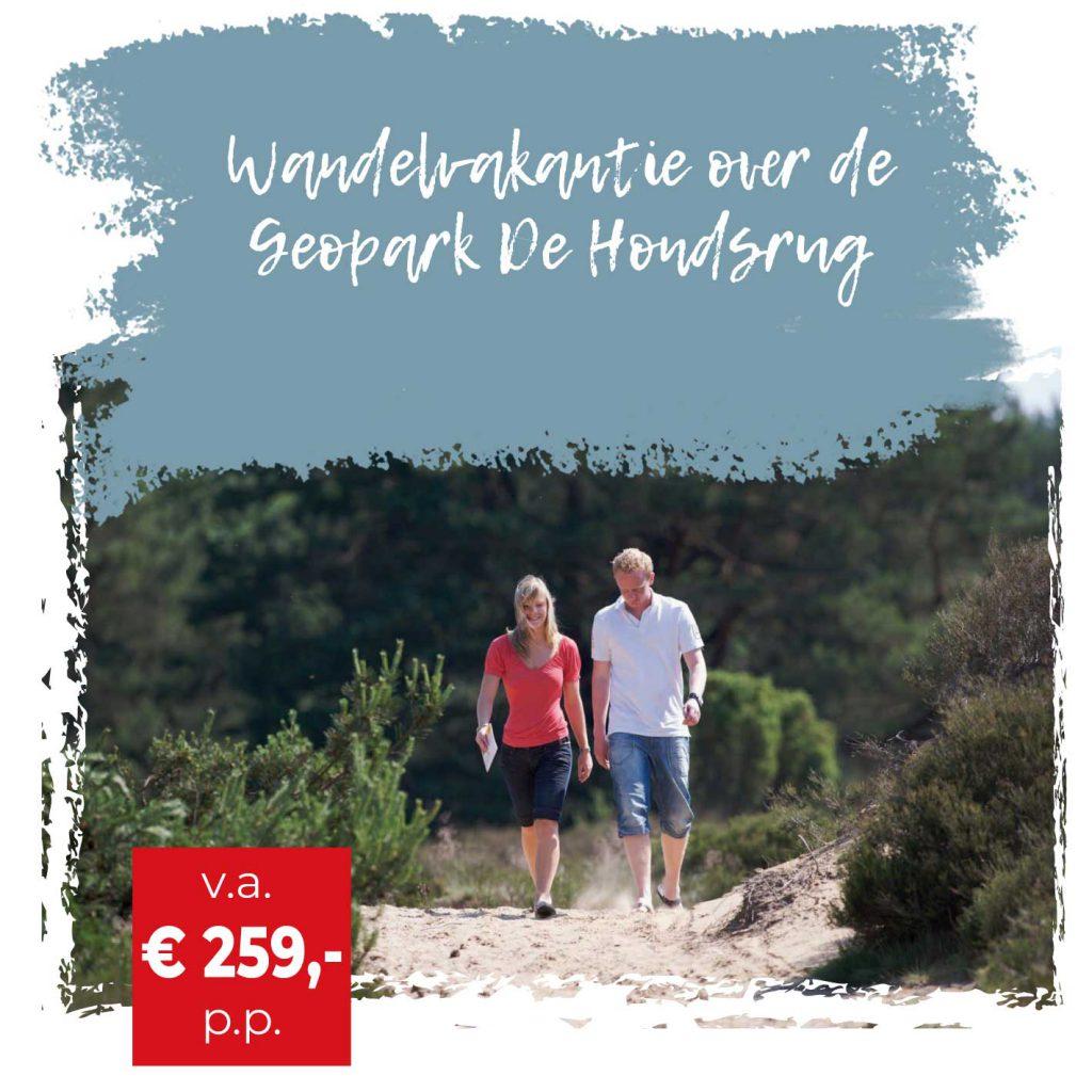 Ontdek onder andere Geopark De Hondsrug - Fietswandelvakantie.nl
