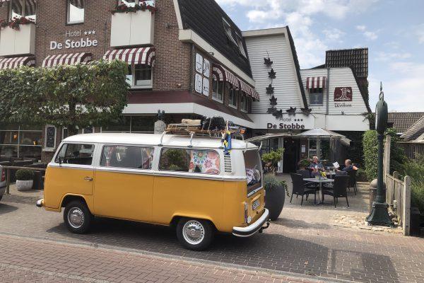 Fietsvakantie Ruinen Hotel De Stobbe - Fietswandelvakantie.nl