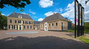 Hoofdentree Drents Museum © Meerdan Media