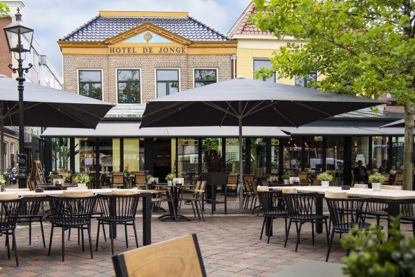 Hotel De Jonge - Fietswandelvakantie.nl